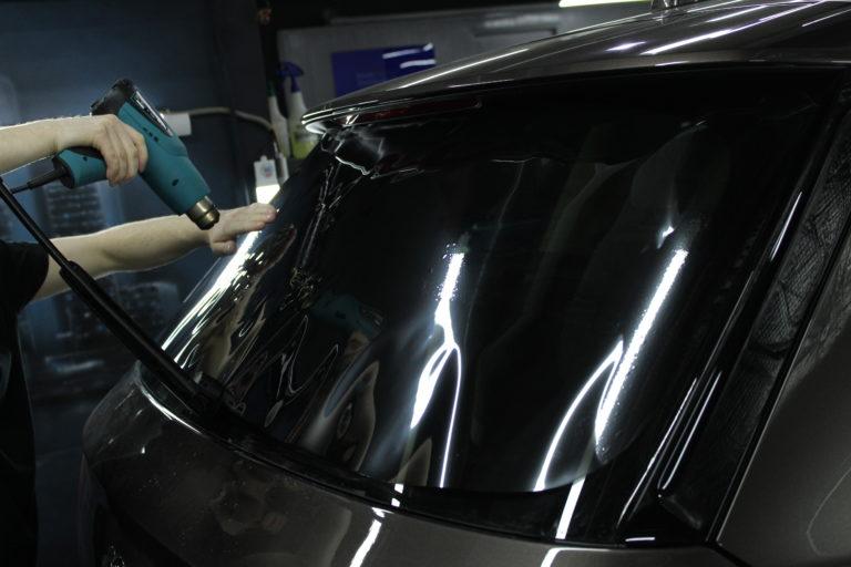 Тонировка стекол авто
