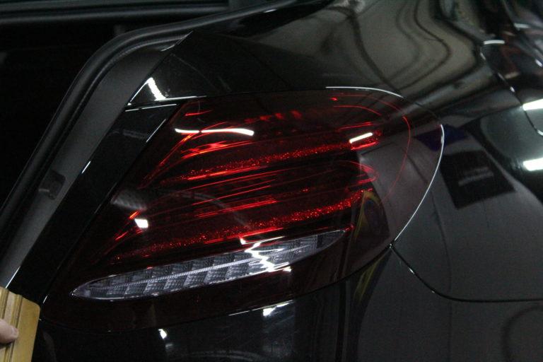 Тонировка фар и фонарей автомобиля