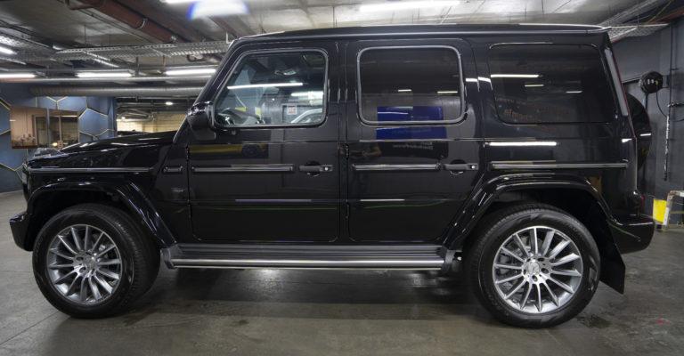 Керамическое покрытие авто